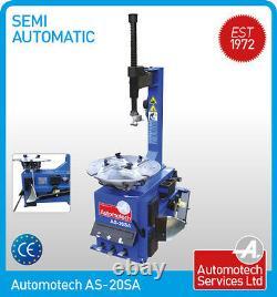 Changeur De Pneus Semi-automatique / Machine À Changer De Pneus 240v, 20 Version