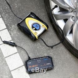 Chargeur De Batterie De Démarreur De Saut De Voiture De 12v 2000a Banque De Puissance De Délivrance De Propulseur Double Usb Uk