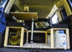 Citroen Berlingo Camper Van Module De Conversion Par Simple Vans Camper