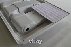 Cleo Tip Up Sink/basin. Foldaway White Pvc Basin. Caravane/motorhome/boat