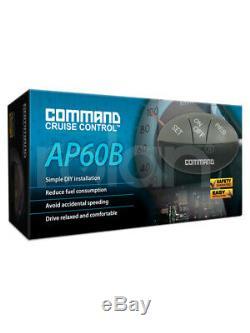 Commande À Vide Contrôle De L'actionneur Universal Cruise Easy Install Kit (90ap60b)