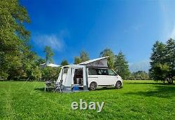 Compact Tailgate Tent S'adapte Vw T4 T5 T6 + Autres 2m De Haut Campervan Awning