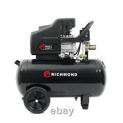 Compresseur D'air De 50 Litres 9,6 Cfm, 2,5 Ch, 50 L