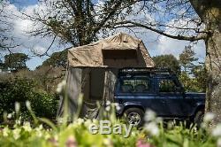 Deluxe Overland 4 Man 1.8m 4x4 Toit Expedition Tente De Camping + Annexe + Échelle