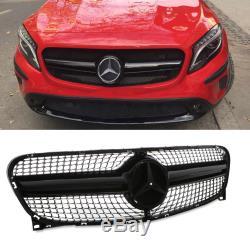 Diamant Sport Calandre Grille Pour Mercedes Benz Classe Gla 180 220 W156 X156 D