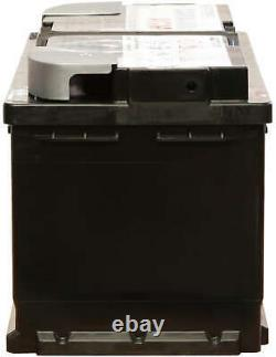 Downlx Caravan Edition V2 Batterie Agm 120ah 12v Wohnmobil Boot Versorgung