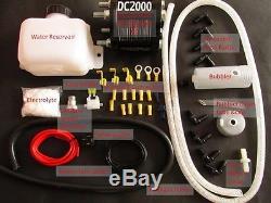 Économisez Du Carburant. Hho-plus Dc2000 Kit De Cellules Sèches Hho