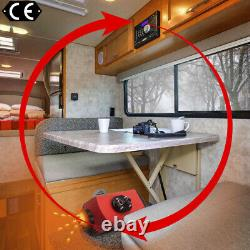 Écran LCD 12v 2kw-5kw Diesel Air Heater Remote Control LCD Display For Truck Van Motorhome