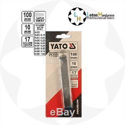 Ensemble De Douilles À Cliquet 1/2 3/8 1/4 216pcs Boîte À Outils As-drive Yato Yt-38841 + Yt-7220