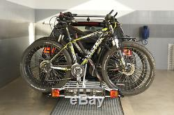 Fahrradheckträger Für Ahk Vier 4 Fahrräder Ebike Amos Tytan-4 Plus 7-pcs 60kg