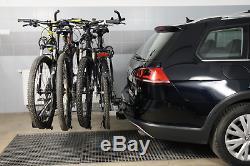 Fahrradträger Für Fahrräder Anhängerkupplung Vier Ebike Amos Tytan 4 Plus 13-pol