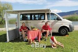 Fiamma F35 Pro 180 Titanium Case Awning Royale Tissu Gris Caravan Campervan 4x4