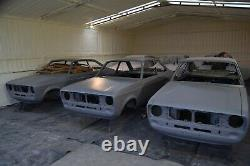 Ford Escort Mk2 Toute Nouvelle Coque De Voiture De Rallye Avec Portes, Bonnet Et Bootlid