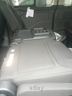 Ford Transit Mesure Limitée Tourneo Sièges Arrière Quick Release Vw Transporter T5