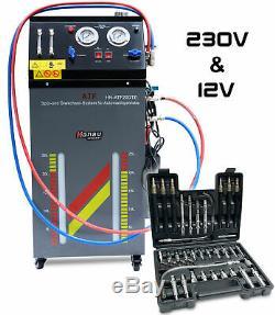 Getriebespülgerät Automatik Getriebeöl Ölabsauggerät Wechsel Spülung Ölwechsel