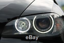 H8 Led Angel Yeux Standlicht Pour Bmw E60 E61 E71 E70 LCI E90 E91 X5 X6 Z4 E92 X1