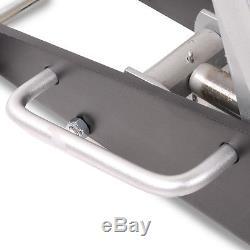 Hawk Plancher Hydraulique D'atelier De Garage De Profil Bas De Chariot Jack De Tonne