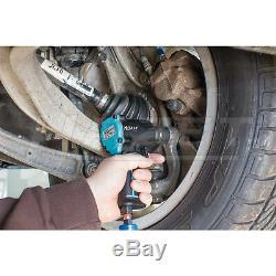 Hazet 9012m Druckluft Schlagschrauber 1/2 Einhand-umschaltung Max. 1100 Nm