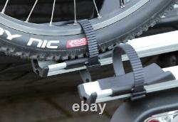Heckfahrradträger Fahrradträger Für Anhängerkupplung Abklappbar 275351