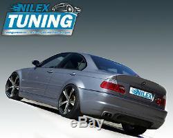 Heckspoiler Heckflügel Kofferraum Spoiler Bmw E46 3 Limo + Coupe M3 Csl Look