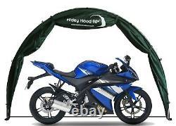 Hideyhood 90 Couverture Moto / Scooter Cyclomoteur Et Abri De Rangement De Vélo