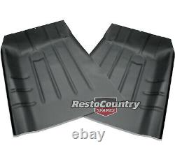 Holden Front Floor Pan Rust Repair Section Pair Hq Hj Hx Hz Wb Pied
