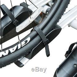 Homcom Porte-vélos À L'arrière Porte-vélos À L'arrière Porte-bagages À L'arrière