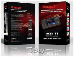 Icarsoft MB V2.0 II Support Pour Mercedes Sprinter Smart + Support