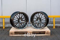 Jantes En Alliage 20 Pouces 5x112 Audi A4 A6 A8 Q3 Q5 Volkswagen Vw Passat CC Tiguan