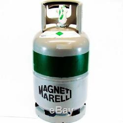 Kältemittel Klimagas R134a Magnésium À Gaz Flasche Klima 12kg Marelli Neu Original