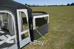 Kampa Air Pause Pro 5 Panneau Gonflable Caravan Camping Auvent Windbreak Nouveau 2019