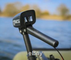 Kayak Compact Électrique Hors-bord Traîne Moteur, Bateau Dingy Canoë, Haswing W20