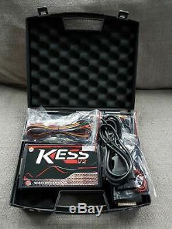 Kess V2 V5.017 Paquet Remapping Ecu Kit Complet, Étui De Protection, Tuning Ecu