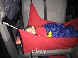 Kiravans T5 Cab Enfants Bunk Bed Storage Le Lit Rouge