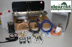 Kit De Camping-car, Smev 9222, Réfrigérateur Waeco Crx-50, Prises Pms3, Cbe, Branchement Électrique