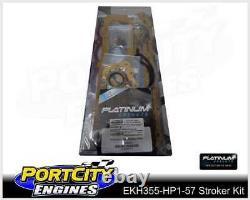 Kit Moteur Scat Stroker Holden V8 304 5.0l 355 Commodore Vn Vp Vr Vs Efi