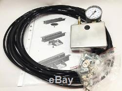 Kit Suspension Pneumatique Avec Compresseur Pour Ford Transit 2001-2019 4 Tonnes