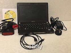 La Voiture Diagnostique Automatique Complète D'ordinateur Portable / Fourgon / Abs D'airbag De Camion Remappe La Puce D'accord D'ecu