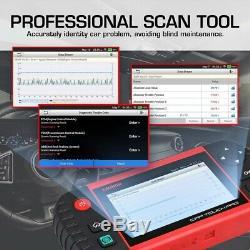 Lancement X431 Touch Pro 3 Eobd2 Scanner De Code De Diagnostic Lecteur Mx808 Mk808 Ds708 V