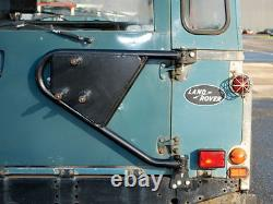 Land Rover Defender / Série 2 & 3 Swingaway De Toit Rigide Porte-roue De Secours Da2232