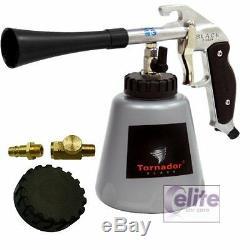Le Pistolet De Nettoyage De Surface Professionnel Original Et Authentique Tornador Black Z-020s