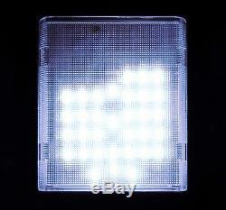Led Direct Exact Fit Light Panel Pour Toyota Landcruiser 80 Série 2 Pièces