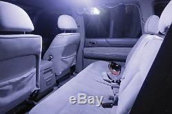 Led Direct Exact Fit Panneau Intérieur Dôme Lumières Pour Nissan Patrol Gu 1997+