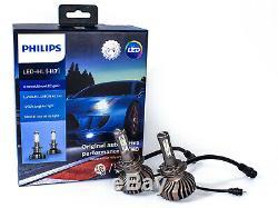 Led H7 Philips X-tremeultinon Gen2 6000k + 250% Phare De Voiture Ampoules Px26d + Canbus