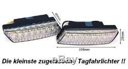 Led Tagfahrleuchten R87 Module E-prüfzeichen E9 16smd Tagfahrlicht Tfl