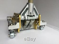 Liftmaster 2,5 Tonnes En Aluminium Et En Acier À Profil Bas High Lift Jack Floor (gold)
