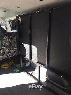 Lit Vw Kombi. Lit De Cabine D'équipage. Lit D'appoint Pour Camping-car Lit De Conversion Pour Campeur