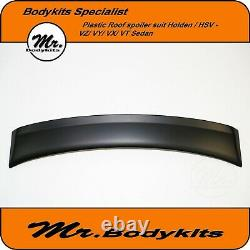 M. Bodykits Rear Plastic Roof Spoiler For Vt/vx/vy/vz Holden Commodore Sedan/836