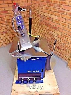 Machine De Réparation De Roue En Alliage Avec Diamant Coupé (réparation Intelligente) Roue En Alliage Refurb