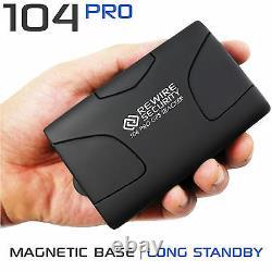 Magnetic Gps Tracker Longue Batterie Vie Voiture Van Trailer Véhicule Spy Hidden App